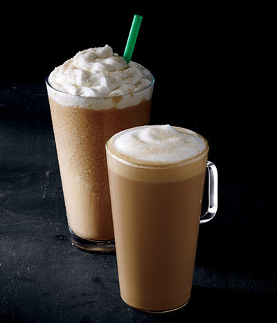 Then you have to try Starbucks' new limited-edition Smoked Butterscotch Latte.