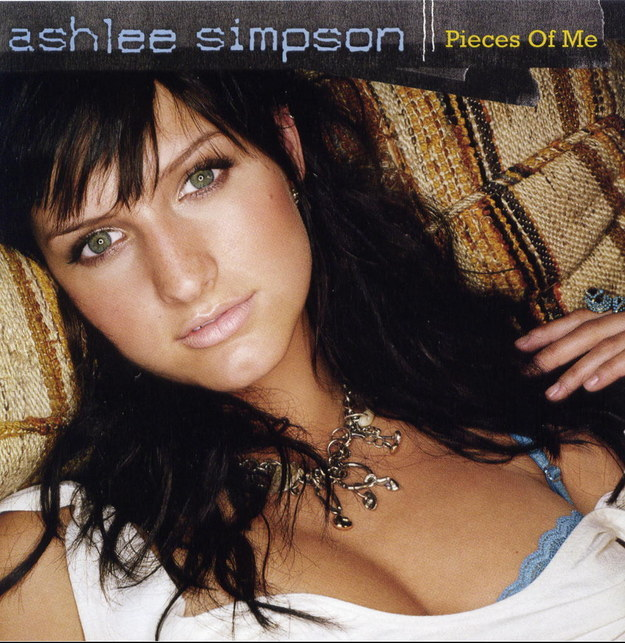 letra de canciones de ashlee simpson: