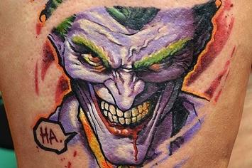 35 Tatuajes Del Guason Que Te Haran Sonreir