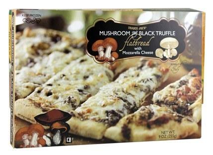 Mushroom & Black Truffle Flatbread