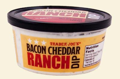 Bacon Cheddar Ranch Dip