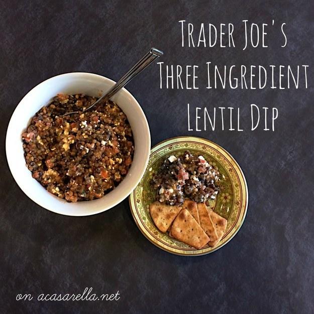 Steamed Lentils