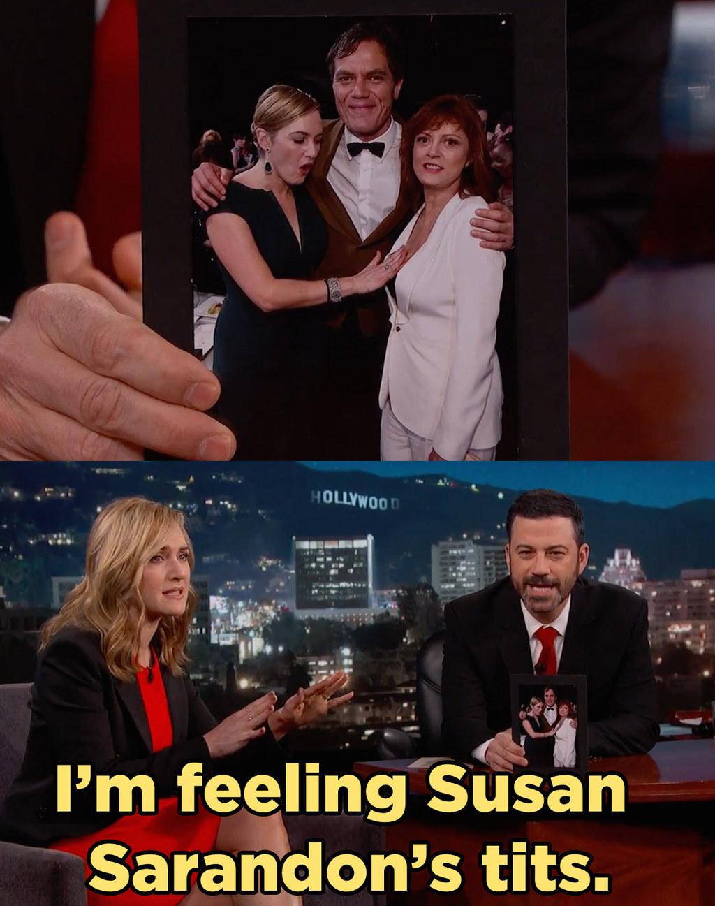 "At Last, Kate Winslet Agrees That Rose Let Jack Die In ""Titanic"""