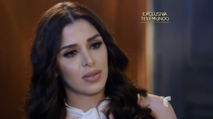 """Emma Coronel Aispuro gave an exclusive interview to Telemundo and the L.A. Times about her life with """"El Chapo."""""""