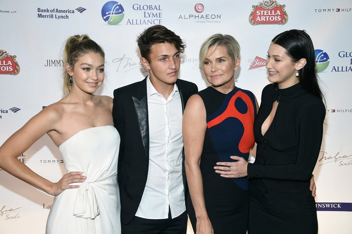 HOW CAN SO MUCH BEAUTY OCCUR IN ONE FAMILY?