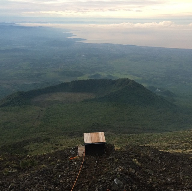 No topo do mundo, na República Democrática do Congo: