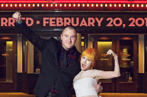 Are hayley and chad still dating 2012