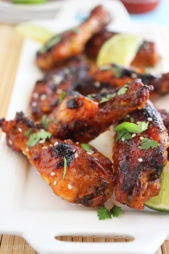 Perfecto para: Comer después de una larga ceremonia de clasificación. Encuentra la receta completa aquí.