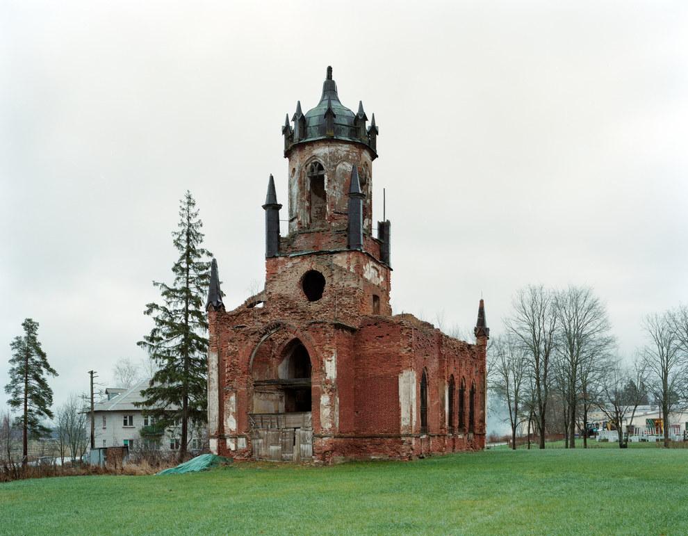 """""""Ruins"""" (Architecture), by Petr Antonov, Russia"""