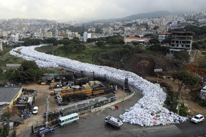 Beirut, Lebanon, on Feb. 23, 2016.