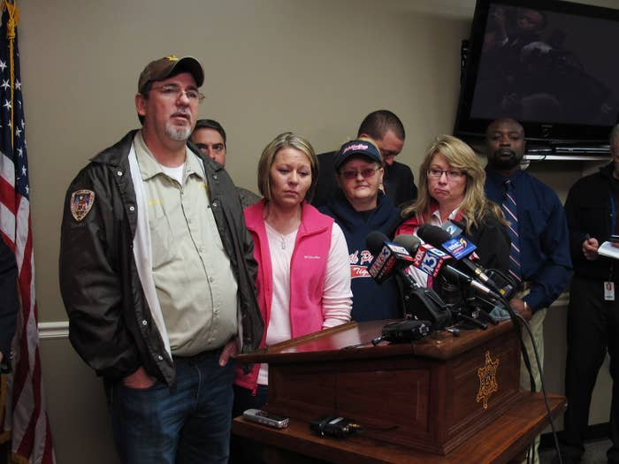 Web Sleuths Unimpressed By New Arrest in Jessica Chambers Case