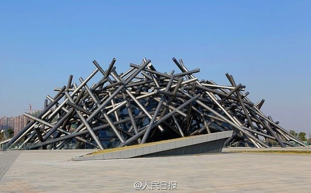 Like it or not, China's government recently decided to put an end to the ~innovation~ on display. Oddly shaped buildings will be forbidden, according to guidelines released by the Communist Party's Central Committee and the State Council on Sunday.