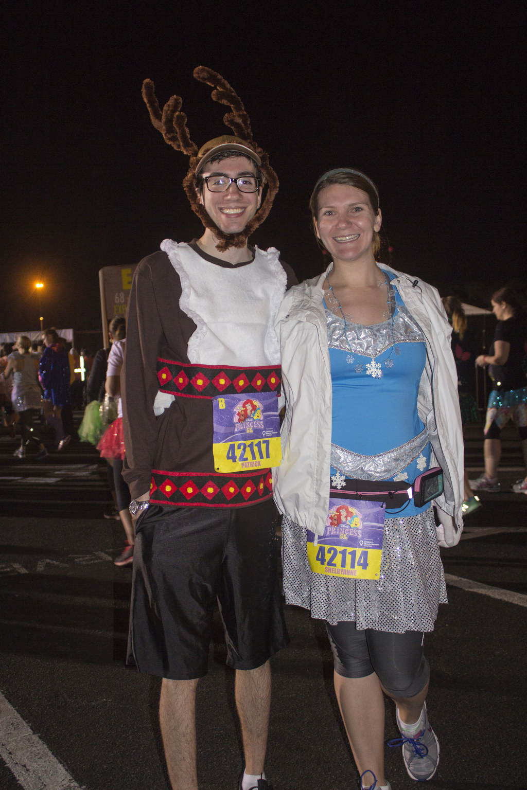 So enDEERing.  sc 1 st  BuzzFeed & I Ran Disneyu0027s Princess Half-Marathon And It Was The Best Thing Ever