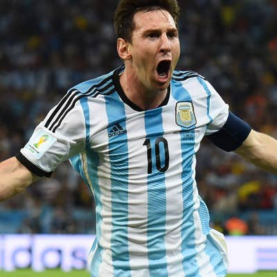 huge selection of 16278 d34c0 The Little Kid Who Wore A Plastic Bag Messi Shirt Now Has ...
