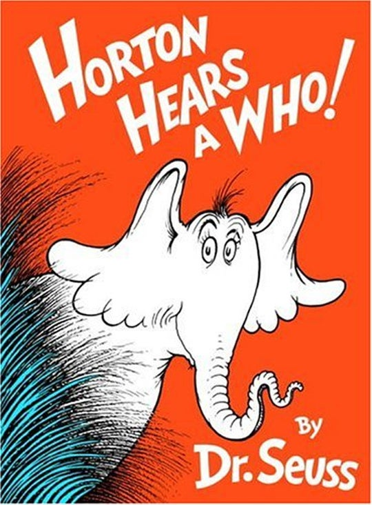 What It's About: A classic Dr. Seuss, this book is about an elephant who discovers an entire community living on a speck of dust. With his big ears, Horton is the only animal in the jungle who is able to hear the Whos. Despite being made fun of by the other animals, Horton stands by Whoville because he knows it is the right thing to do. Why It's Important: Not only is Horton doing the right thing, he is doing the right thing while everyone around him is bullying him to give up. This teaches an important lesson about standing by what you believe in, no matter what you face. With older children, you can also use this book to discuss the importance of advocating for those who do not have a voice