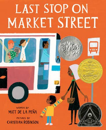 What It's About: This 2016 winner of the Newbery Medal follows a young boy, CJ, and his grandmother on their way home one day. CJ spends most of the journey asking 'How come...?' questions about everyone and everything. His grandmother answers each question with patience and eventually they leave the bus to volunteer at a soup kitchen.Why It's Important: CJ is asking seemingly simple questions throughout the book, but his grandmother's responses always elicit empathy towards the other characters throughout the book. It serves as a reminder that everyone we encounter has skills and a story, but we must be kind and open-hearted in order to hear it.
