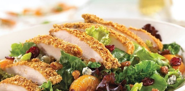 TGIF's Pecan Crusted Chicken Salad