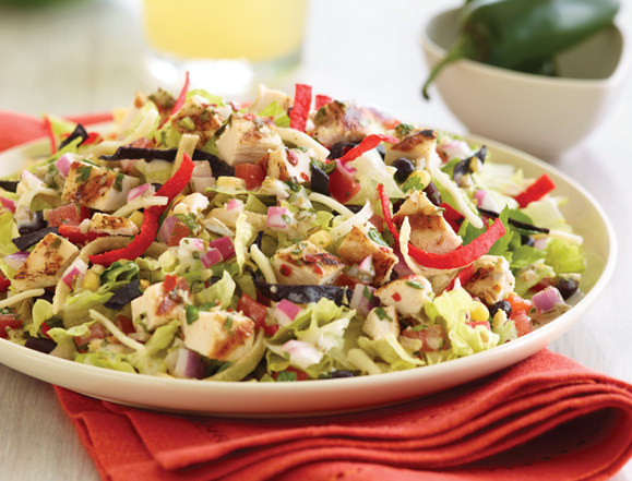 enhanced 6261 1456410192 1 - 10 Salads That Have More Fat and Calories Than a Big Mac!