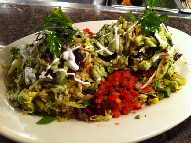 enhanced 10434 1456412060 2 - 10 Salads That Have More Fat and Calories Than a Big Mac!