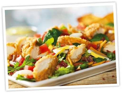 enhanced 8911 1456409828 9 - 10 Salads That Have More Fat and Calories Than a Big Mac!