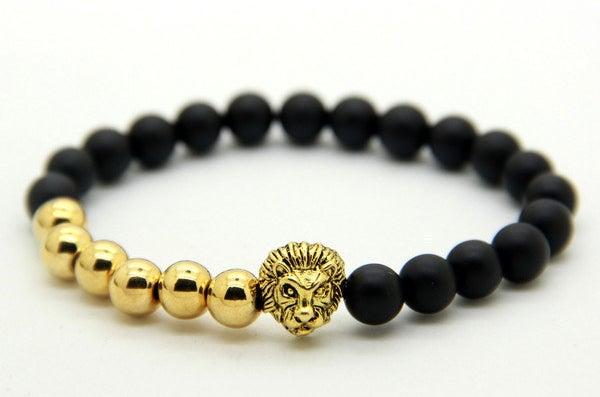 Matte Black Bracelet, $24.99