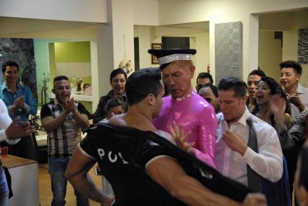 ¿De verdad esto retrata la realidad de las parejas homosexuales en México?
