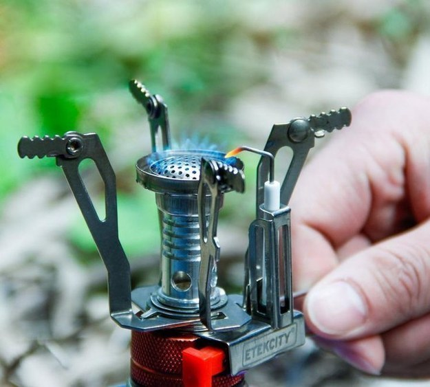 Etekcity Ultralight is a fully functional stove that weighs under 100 grams and is only $10!
