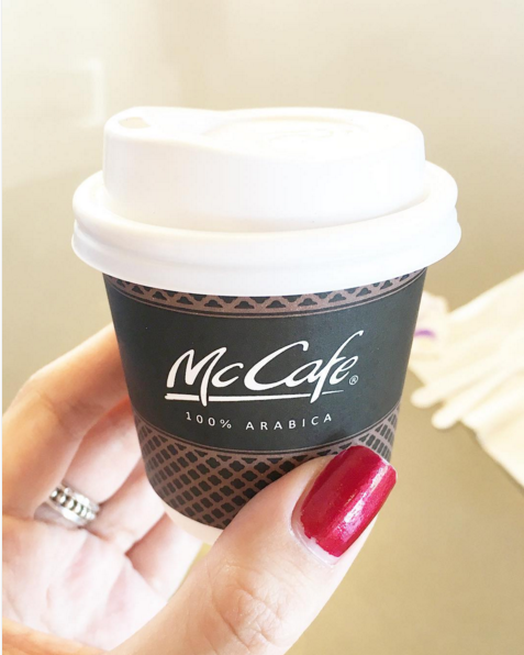 El café en otro país: