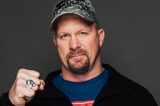Stone Cold Steve Austin Tries Fancy Cocktails For The First Time