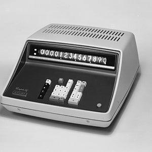 1966年の電卓