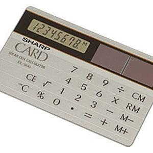 1985年の電卓