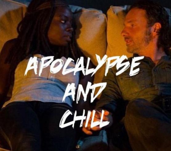 Last week's episode of The Walking Dead was a DAMN REVELATION.