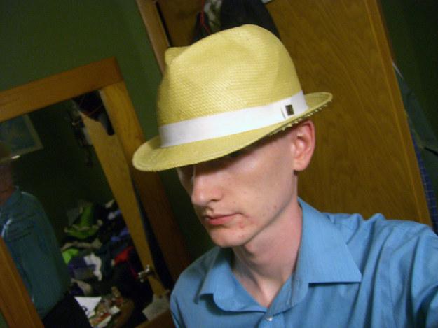 Sombreros de fieltro.