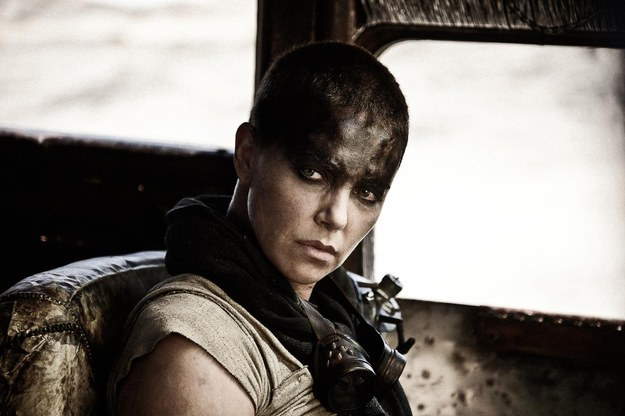 Mejor Maquillaje - Mad Max