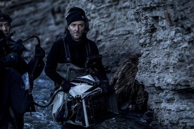 Mejor Fotografía - Emmanuel Lubezki por The Revenant