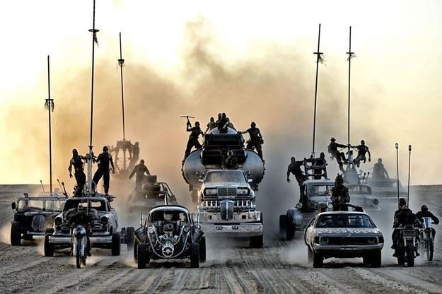 Mejor Mezcla de Sonido - Mad Max