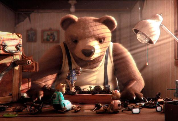 Mejor Corto Animado - Bear Story