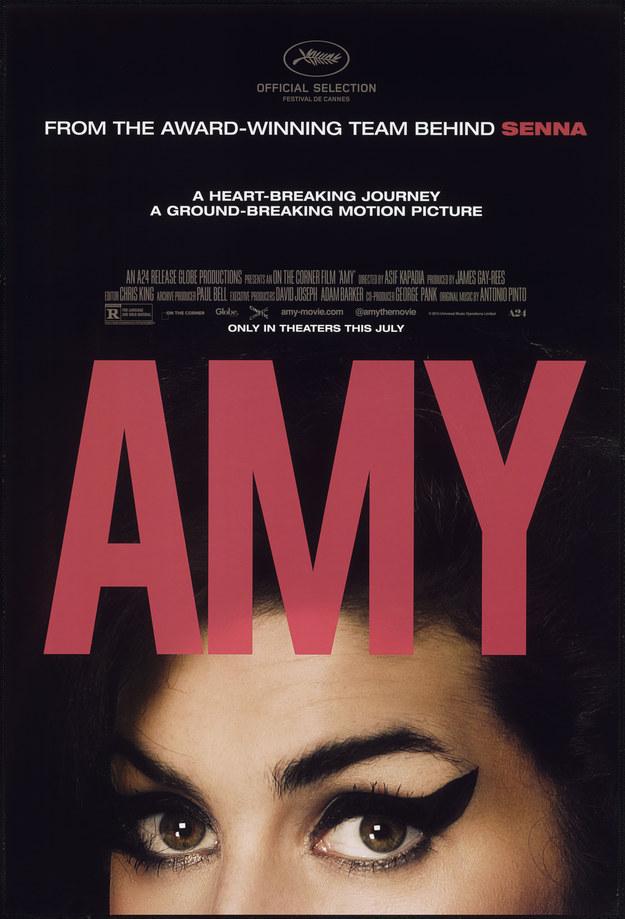 Mejor Documental - Amy