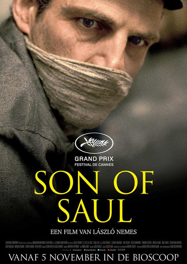 Mejor Película Extranjera - Son of Saul