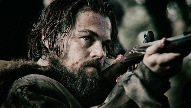 Mejor Actor - Leonardo DiCaprio