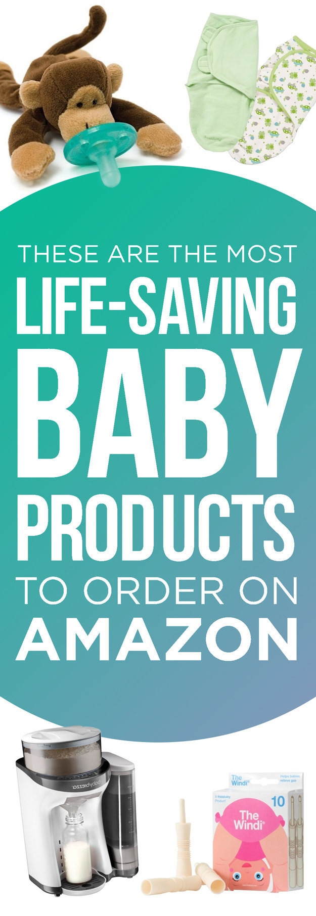17 Of The Most Life-Saving Baby Products To Order On Amazon