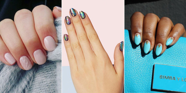 This New Pom-Pom Nail Trend Is Freaking My Shit Out