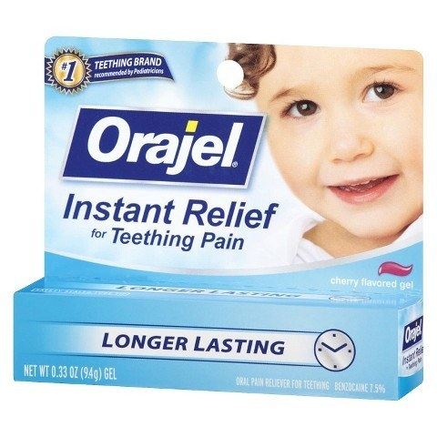 Time to tweeze! Apply Baby Orajel about 20 minutes before plucking if you need help with the pain.
