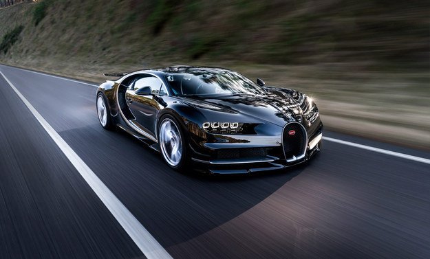 The new €2.4 million Bugatti Chiron was introduced today at the Geneva Motor Show and it is gorgeous!