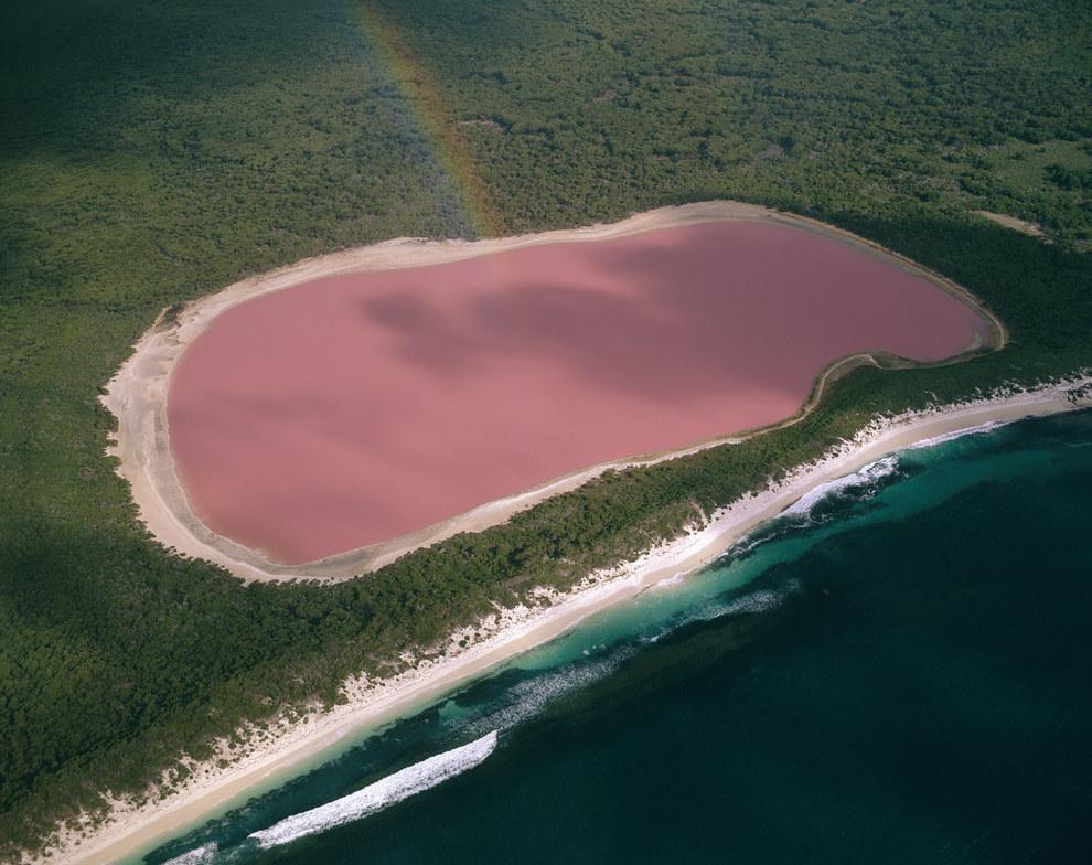 Lago Hilier -- Austrália
