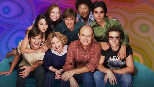 That 70s Show - Temporada 1 a 4.