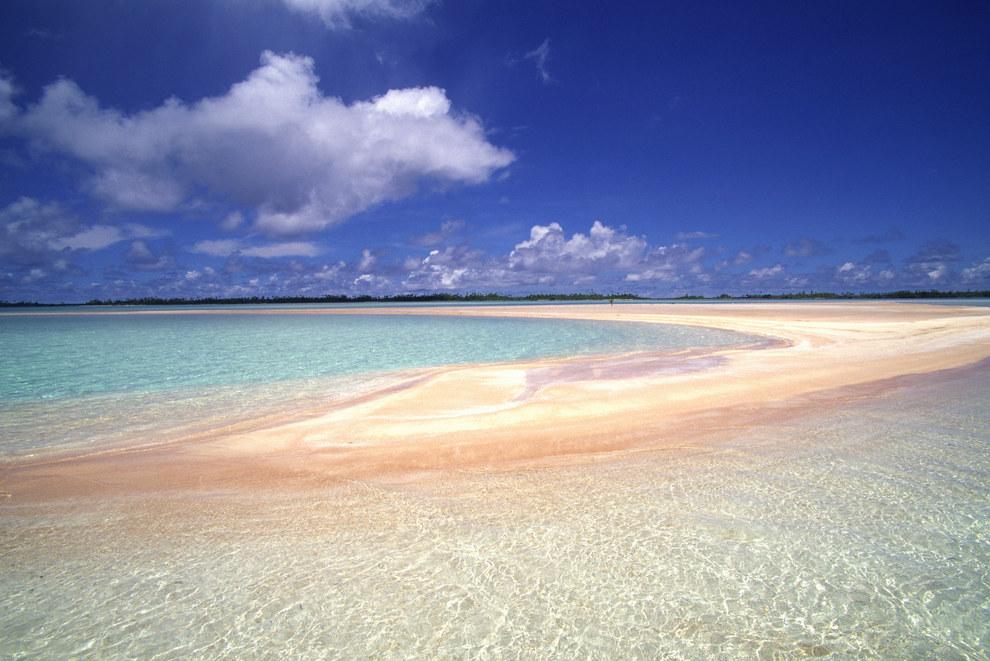 Rangiroa -- Polinésia Francesa