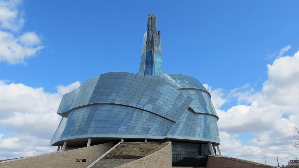 Canadian Museum for Human Rights || Winnipeg, Manitoba