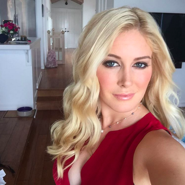 Everyone knows Heidi Montag — The Hills legend, reality show royalty, and brief (yet iconic) pop star.