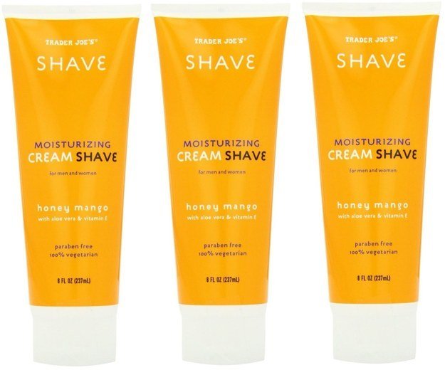 Honey Mango Cream Shave